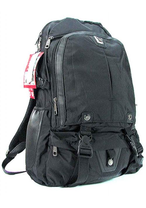 Текстильный рюкзак OIWAS 2901 черный