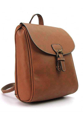 Фото Женский рюкзак 8093 коричневый