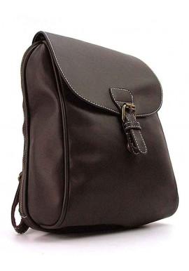 Фото Женский рюкзак 8093 темно-коричневый
