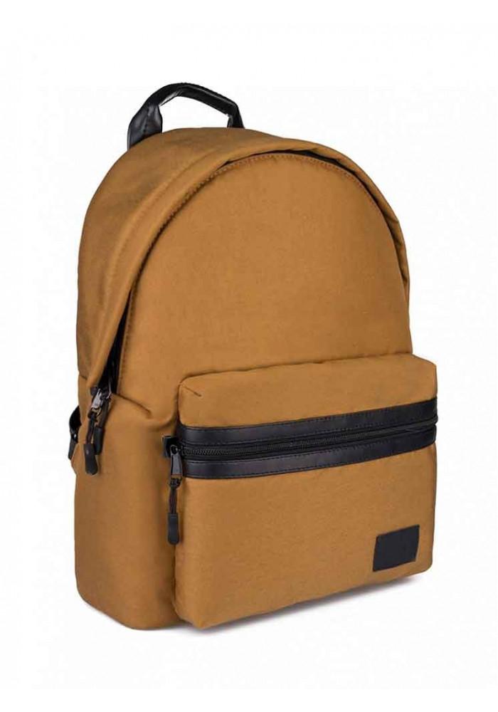 """Песочный рюкзак из кордура BBAG """"CRISP"""" BASIC BRONZE"""