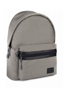 """Фото Серый рюкзак из кордура BBAG """"CRISP"""" BASIC GREY"""