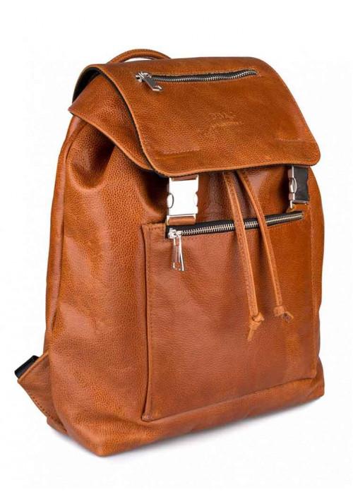 Рыжий женский рюкзак BBAG CROSSTOWN ORANGE