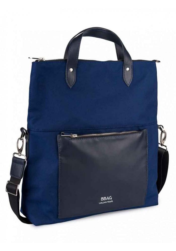 Синяя женская сумка через плечо TWIST NAVY