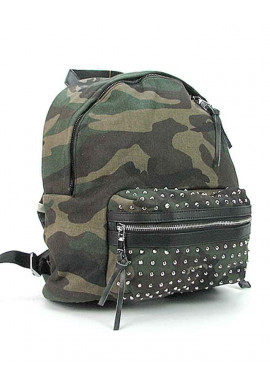 Фото Женский рюкзак защитного цвета Batty 292