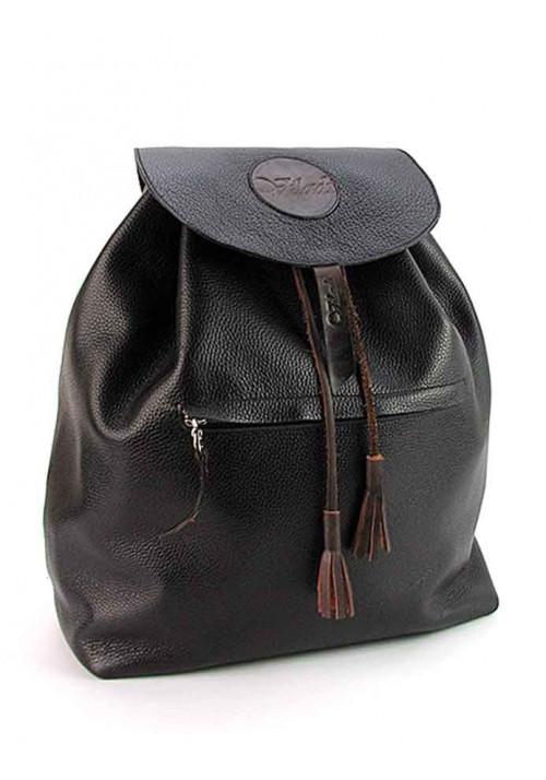 Женский кожаный рюкзак Viladi 029