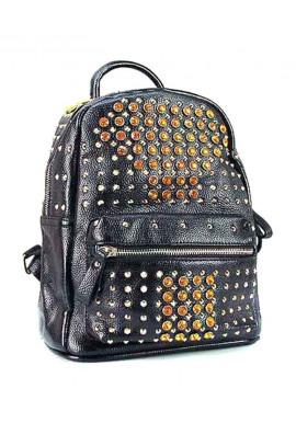Фото Женский рюкзак со стразами Farfalla Rosso