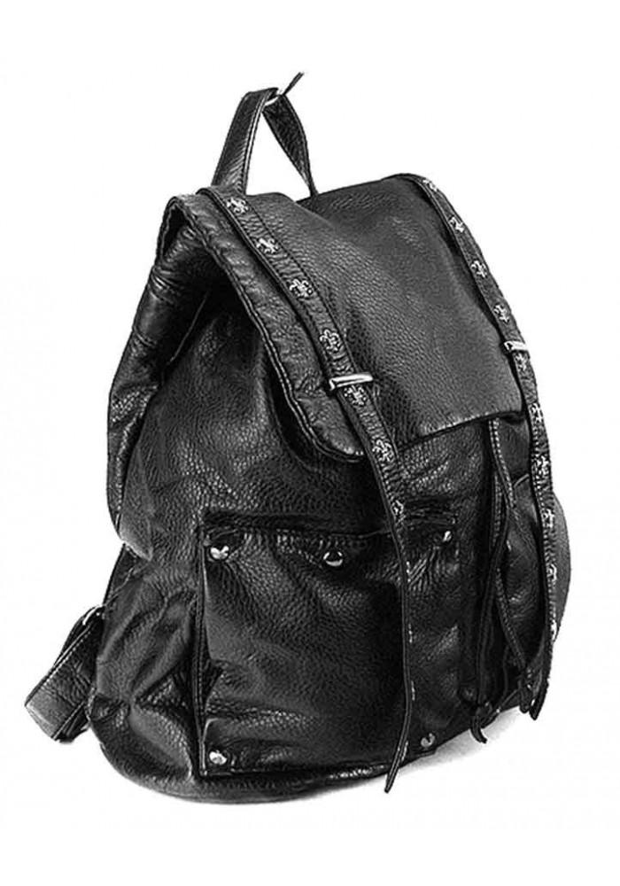 Женский рюкзак из экокожи Farfalla Rosso 6426