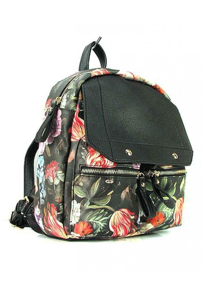 Рюкзак женский с цветами Gilda Tohetti 2015-501