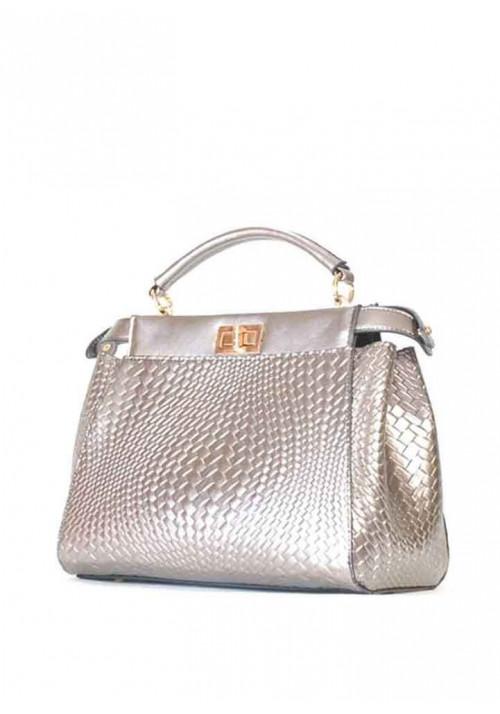 Модная женская сумка на 2 отдела