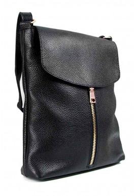Фото Женская кожаная сумка на плечо Viladi 008