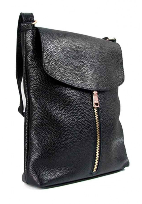 Женская кожаная сумка на плечо Viladi 008