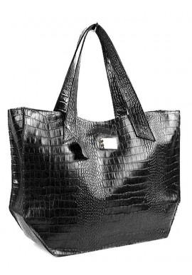 Фото Женская кожаная сумка Viladi 003