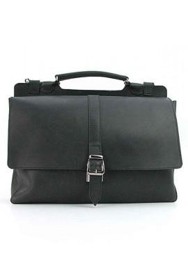 Фото Кожаная сумка-портфель женская Viladi 044