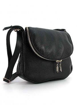 Фото Женская кожаная сумка на плечо Viladi 027-011