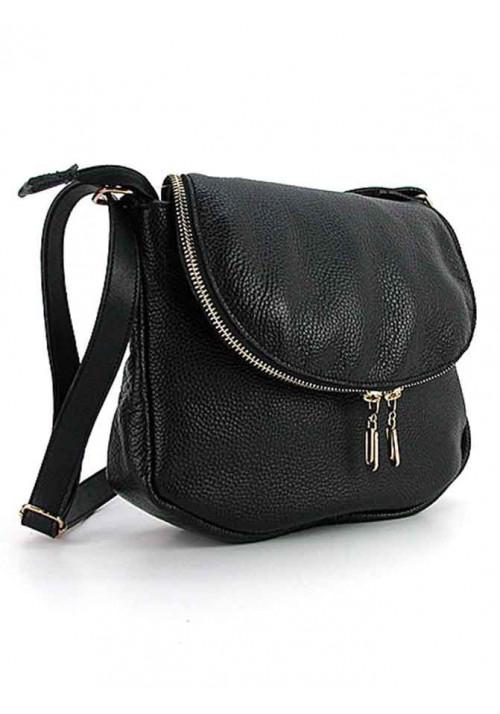 Женская кожаная сумка на плечо Viladi 027-011