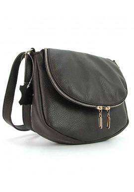 Фото Женская кожаная сумка на плечо Viladi 047-019