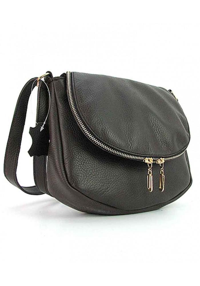 Женская кожаная сумка на плечо Viladi 047-019