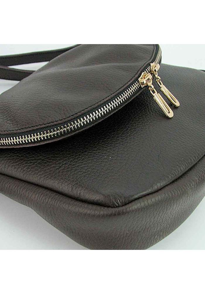 ba63d02996b3 ... Женская кожаная сумка на плечо Viladi 047-019, фото №4 - интернет  магазин ...