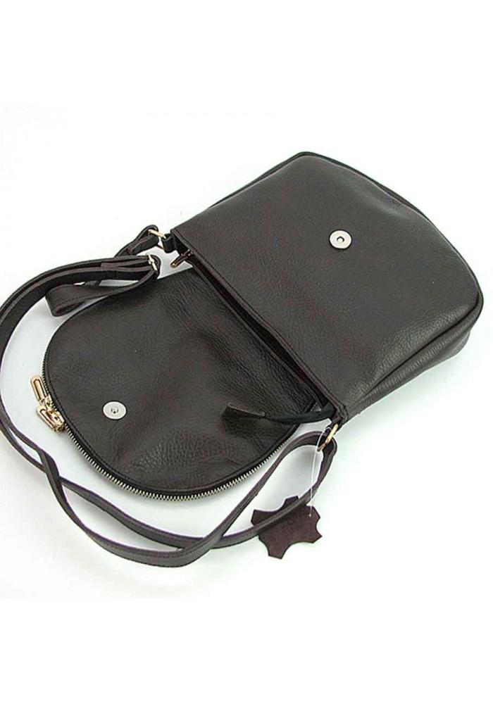 646702ebbea6 ... Женская кожаная сумка на плечо Viladi 047-019, фото №5 - интернет  магазин ...