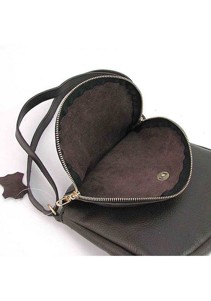 f71927aa8f7c ... Женская кожаная сумка на плечо Viladi 047-019, фото №6 - интернет  магазин ...
