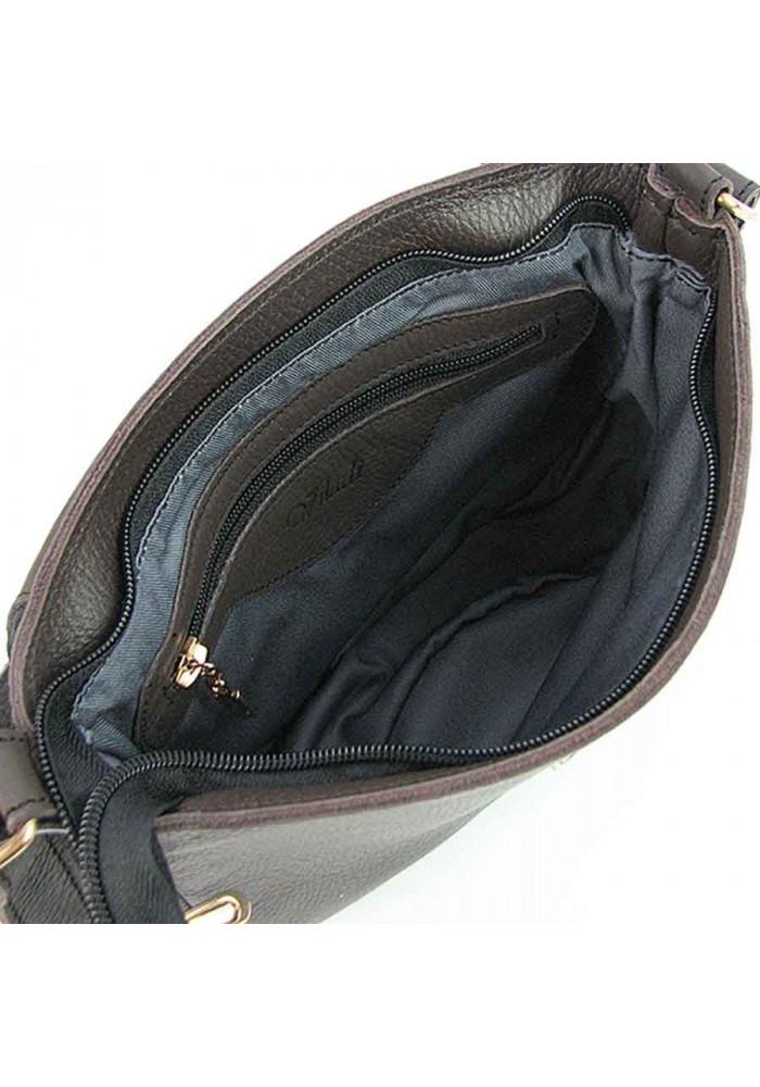 17f25aa371d9 ... Женская кожаная сумка на плечо Viladi 047-019, фото №8 - интернет  магазин