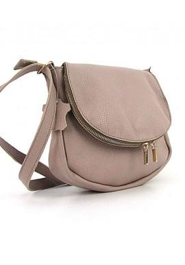 Фото Женская кожаная сумка на плечо Viladi 048