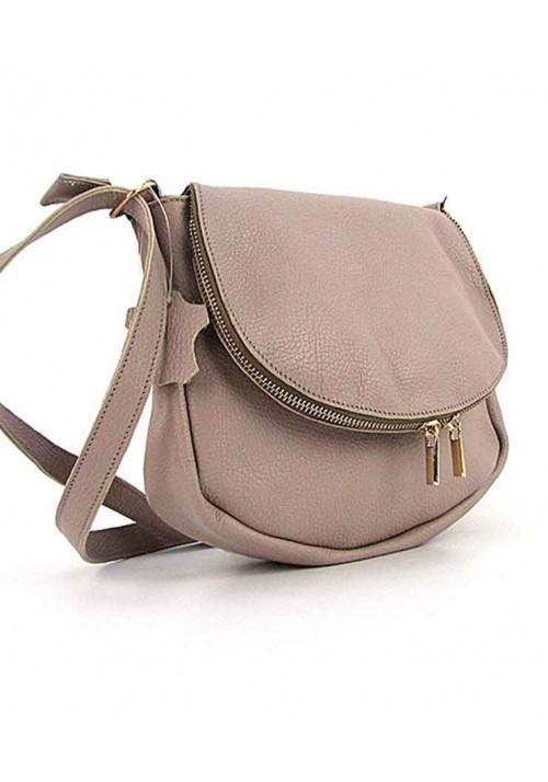 Женская кожаная сумка на плечо Viladi 048
