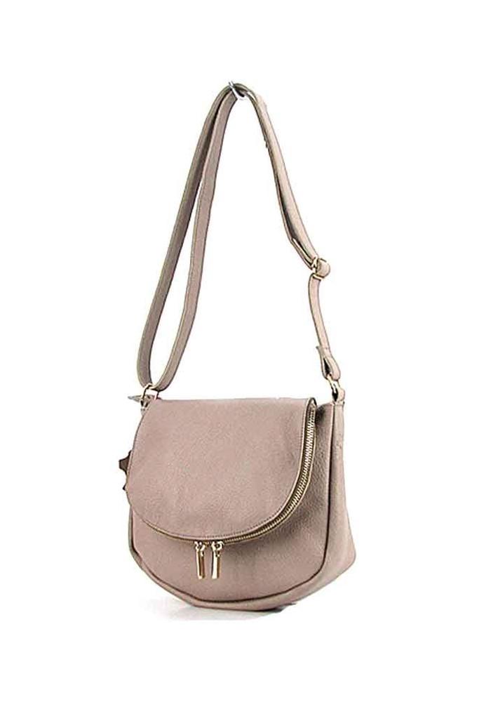 7ca38141 Женская кожаная сумка на плечо Viladi 048, фото №3 - интернет магазин  stunner.