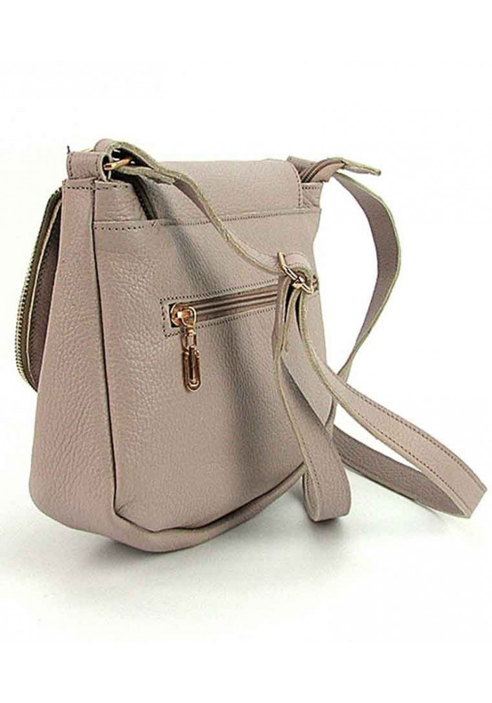 3333f46b Женская кожаная сумка на плечо Viladi 048, фото №4 - интернет магазин  stunner.