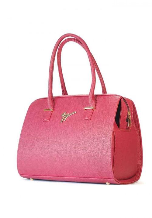 Бордовая матовая женская сумка Betty Pretty