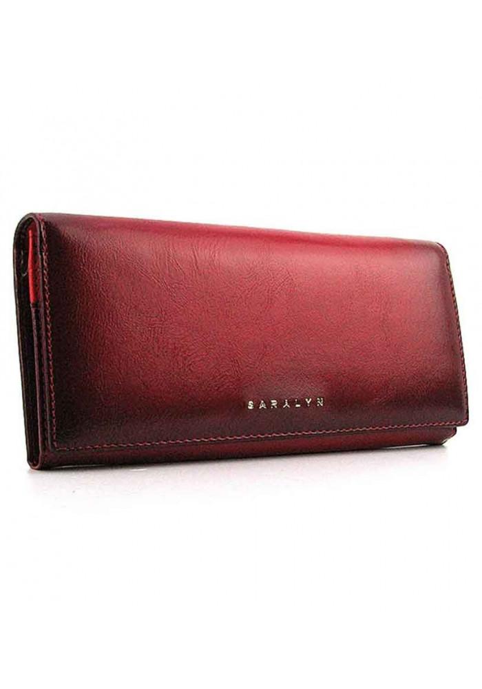 Красный женский кошелек Saralyn 3203