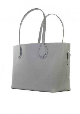 Фото Серая женская сумка Berry Pretty с сумкой внутри