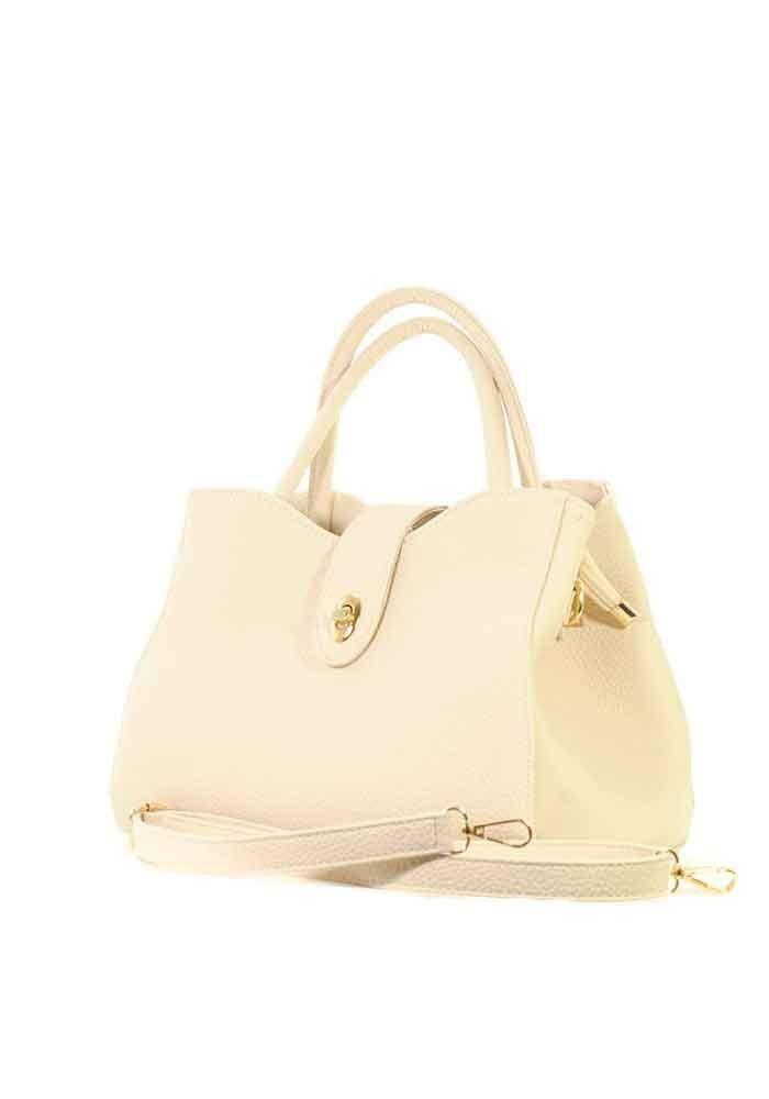 6f9ec440668e ... Бежевая летняя женская сумка среднего размера, фото №2 - интернет  магазин stunner.com ...