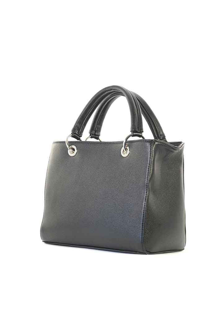 Черная маленькая женская сумка Betty Pretty - Фото