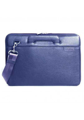 Фото Сумка для ноутбука MacBook 13″ ISSA HARA фиолетовая