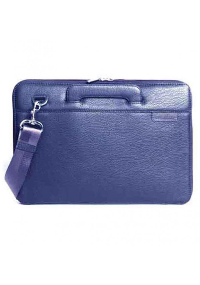 Сумка для ноутбука MacBook 13″ ISSA HARA фиолетовая