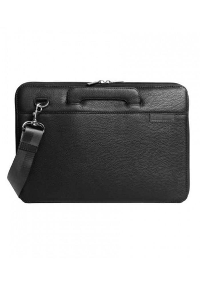 Сумка для ноутбука MacBook 13″ ISSA HARA черная