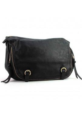 Фото Черная женская сумка DJ 0670