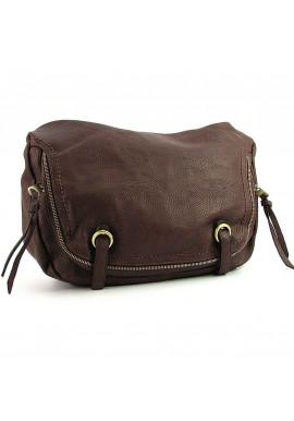 Темно-коричневая женская сумка DJ 0670