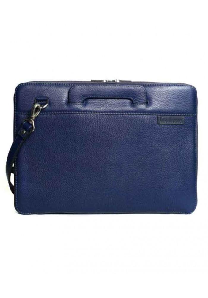 Сумка для ноутбука MacBook 13″ ISSA HARA синяя