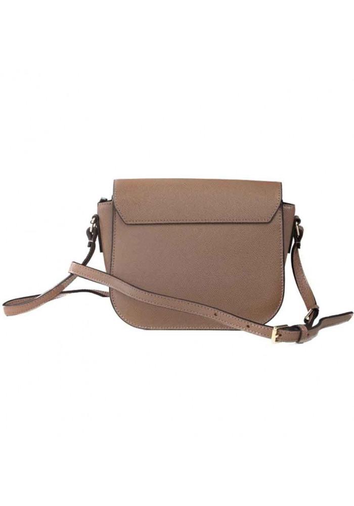 2407efbb2846 ... Кожаная женская сумка-клатч L.D 91012 светло-коричневая, фото №2 -  интернет ...