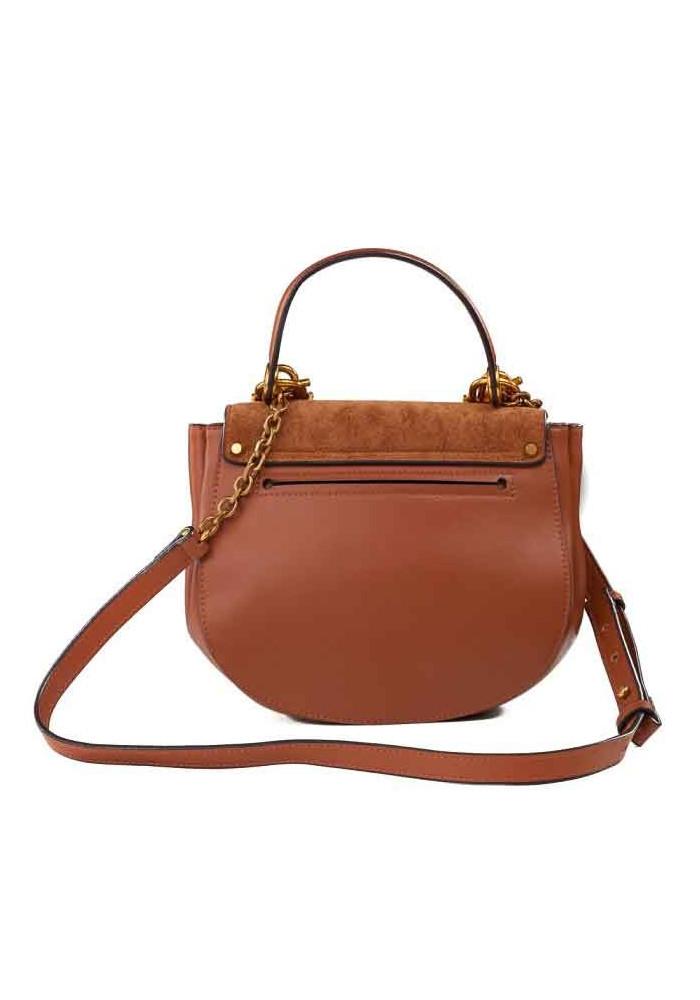 5ccd2c0f0dc9 ... Кожаная женская сумка-клатч L.D 91010 светло-коричневая, фото №2 -  интернет ...