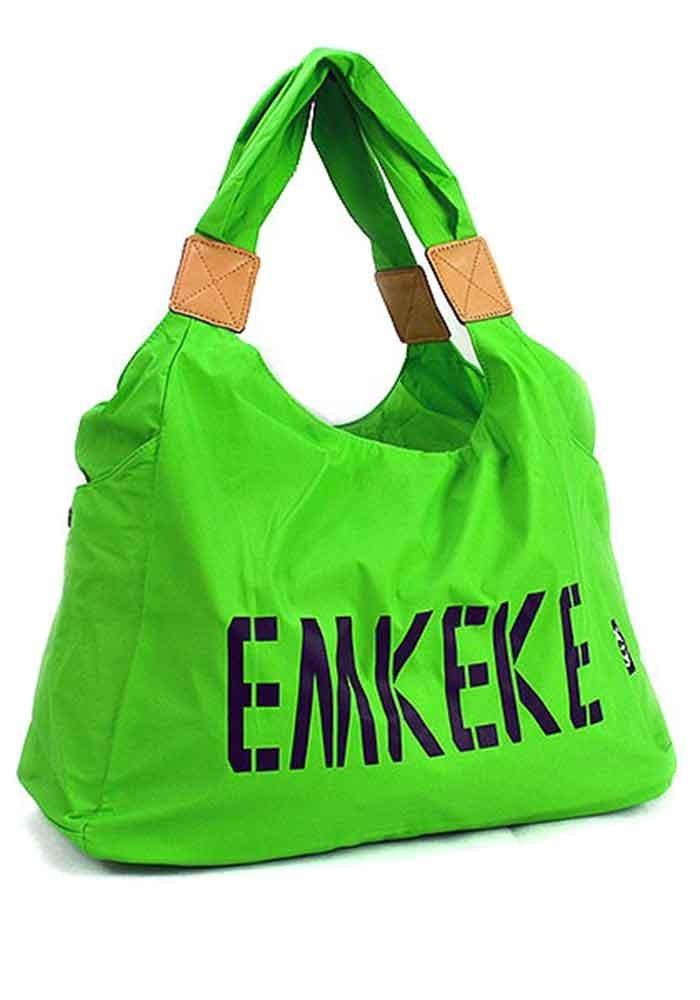 0270e183938a Текстильная женская сумка Emkeke 915 зеленая - интернет магазин  stunner.com.ua ...