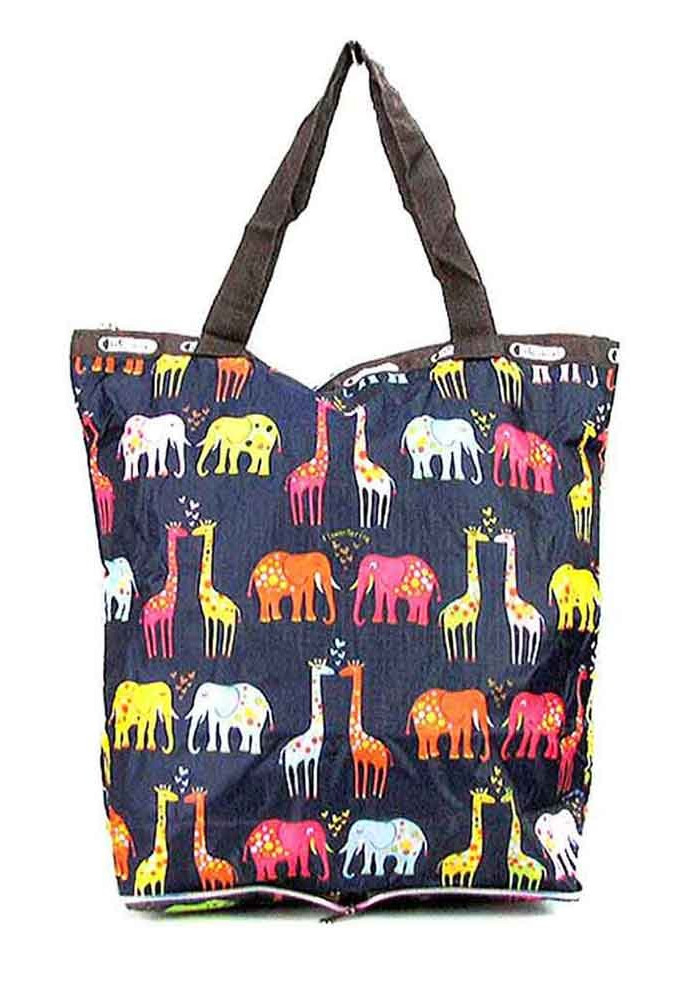 Женская сумка из текстиля LeSports 9801-2
