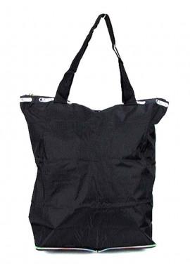 Фото Женская сумка из текстиля LeSports 9801 Black