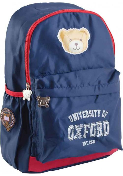 Детский рюкзак YES OX-17 J031 синий