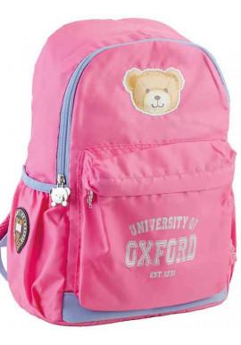 Фото Детский рюкзак YES OX-17 J031 розовый