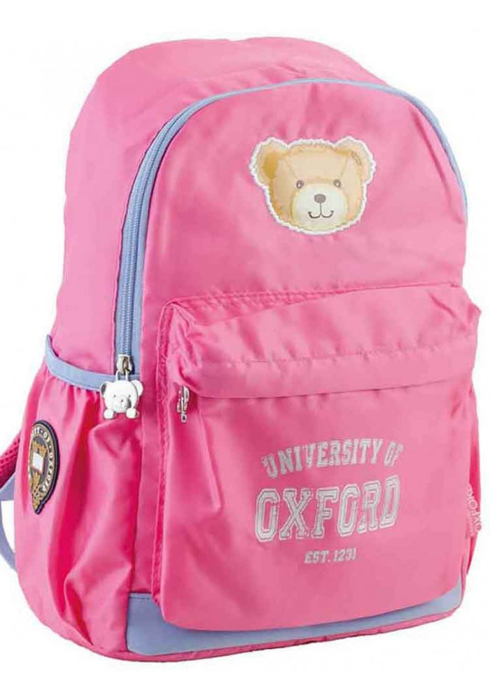 Детский рюкзак YES OX-17 J031 розовый