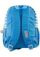 Детский рюкзак в полоску YES OX-17 голубой, фото №4 - интернет магазин stunner.com.ua