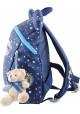 Детский рюкзак с ушками YES OX-17 синий, фото №3 - интернет магазин stunner.com.ua